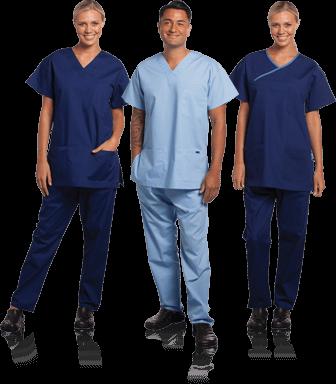 Doctors Nurses Surgery Uniforms