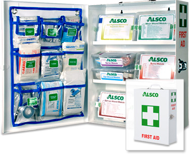 Regular First Aid Kit: Food Industry