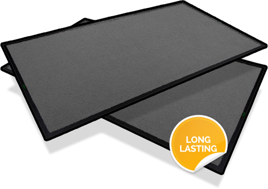 High-Traffic Mats - Long Lasting