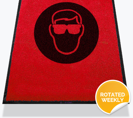 Safety Mats - Rotated Weekly