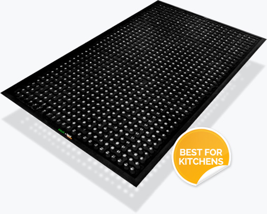 Wet-Area Mats - Best for kitchens