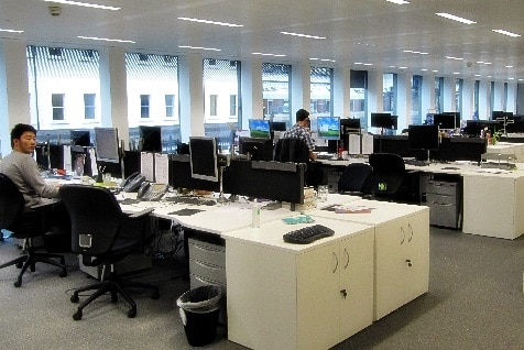 Natural Light Workplace Benefits Alscocomau