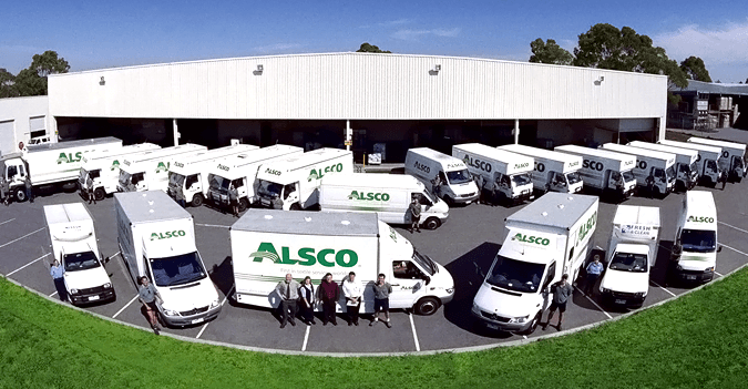 Owner Driver Jobs| Delivery Subcontractor | Alsco
