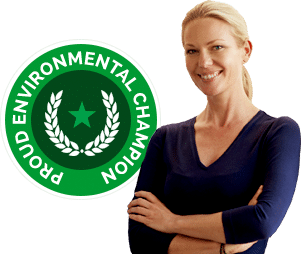 Environmental Champion Seal