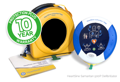 AED first response kit
