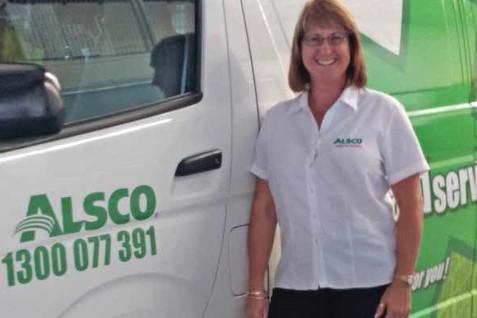 Alsco First Aid Servicing