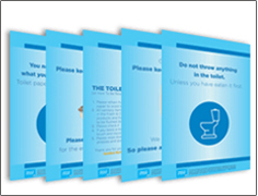 Workplace Bathroom Etiquette | Healthy Safe | Alsco com au