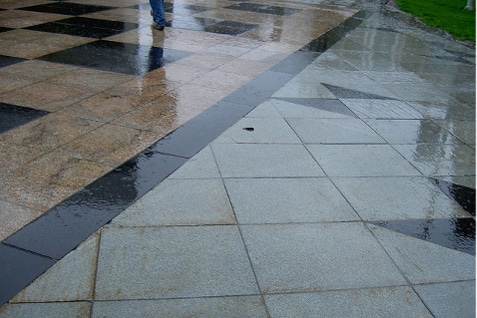 Wet Floor Manage Alsco
