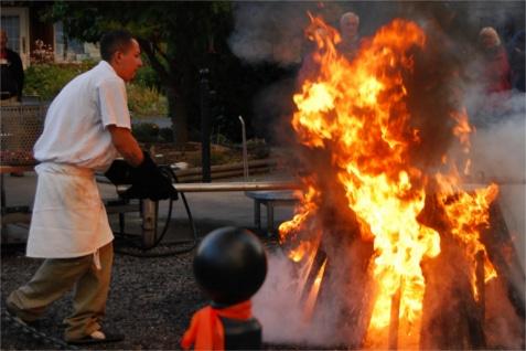 Alsco Restaurant Fire Safety