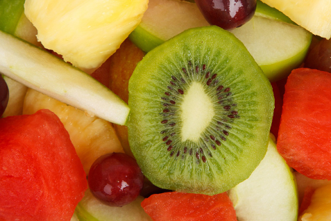 Top Food Trends, Fresh Fruits