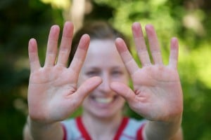 clean hands soap or sanitiser