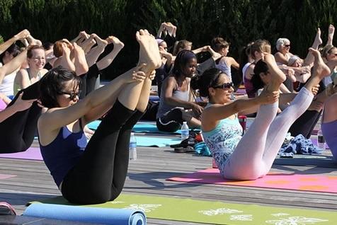 Alsco wellness activities