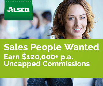 Alsco Sales People Wanted