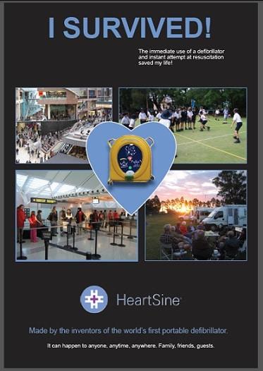 HeartSine Booklet