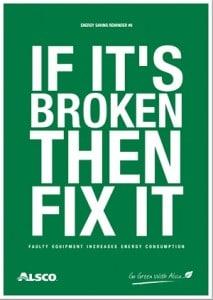 If Its Broken Then Fix It