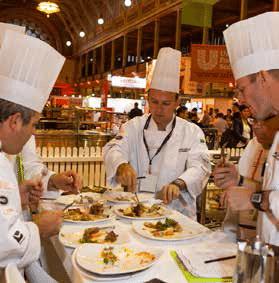 Alsco Foodservice Show 06