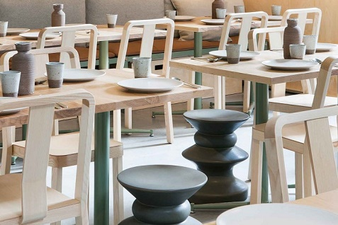 Top design trends enhance dining experience for Guthrie dining