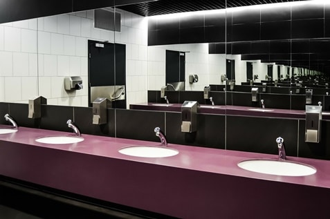 9 Things to Consider in Workplace Washroom Design