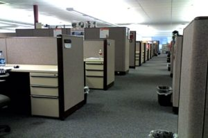 Clean office loved by many employees