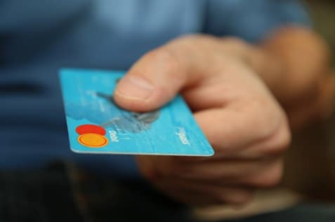 A credit card for expenses