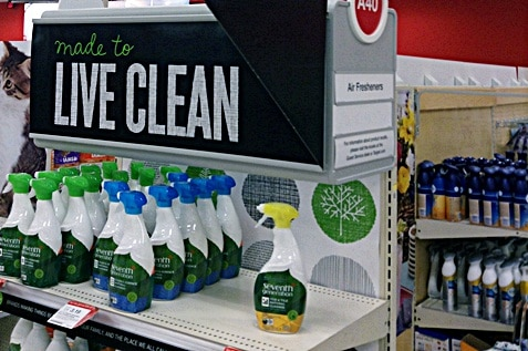 Green cleaning products that is safe for the environment