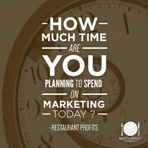 Spend enough time to market your business