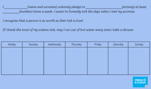 Wellness Cardio Pledge