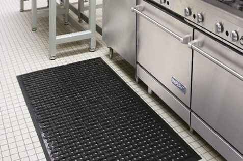 Alsco rental Wet Area Mats