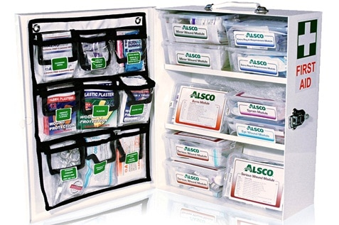Alsco first aid kit