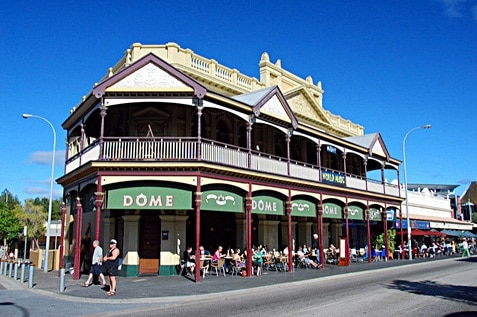 Big dome at Fremantle