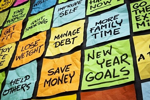 New year's resolution for employees
