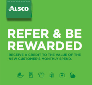 refer and be rewarded ads
