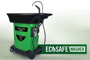 Alsco ecosafe washer