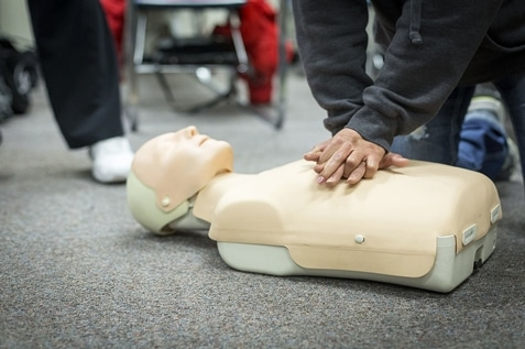 First aid training for employees is a must