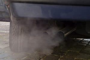 Diesel fumes are not good for the health