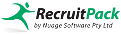 Recruit Pack's logo