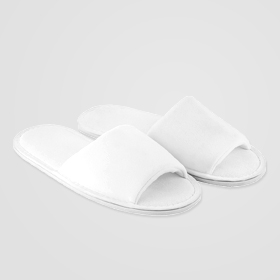 Cotton Terry Slippers