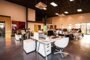 modern designed office